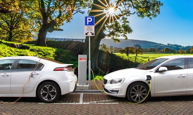 Working principle of electric vehicles