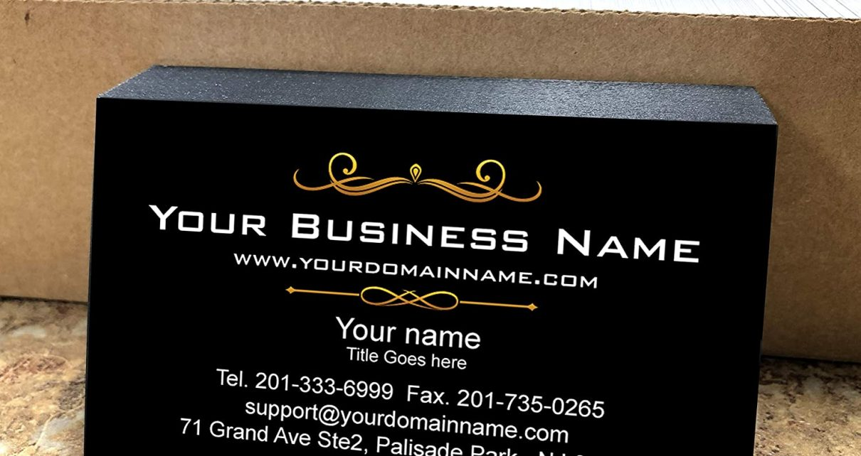 How to use business card for marketing