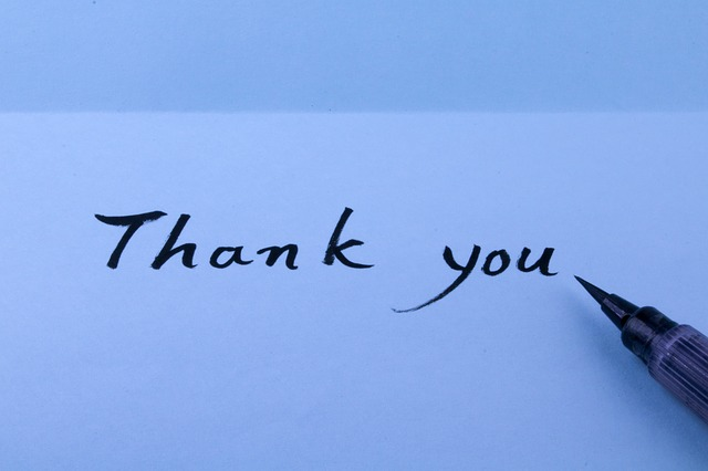 How to say thank you to clients after business deal