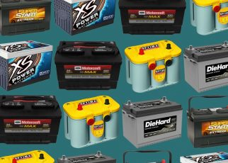 How to handle car battery safely