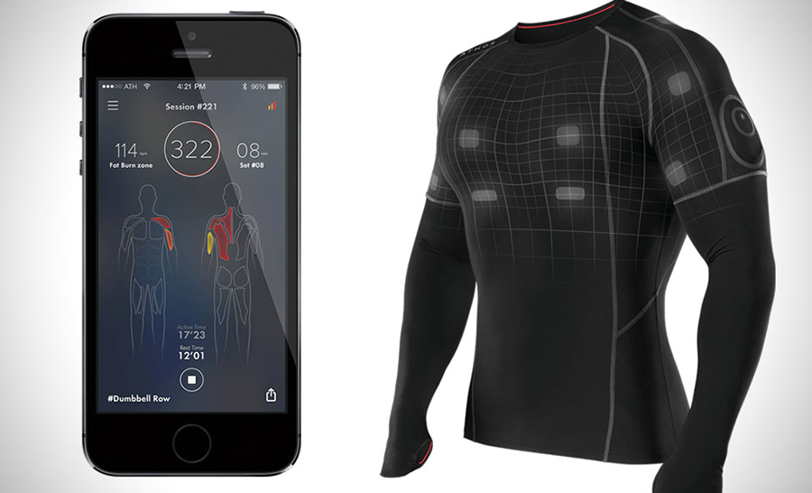 How smart clothing can improve your health