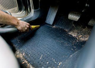 How to prepare car interior for spring